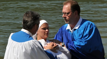 2008 Water Baptism