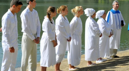 2009 Water Baptism