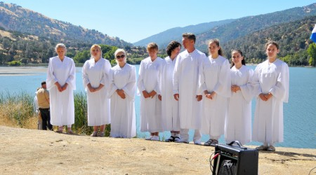 2010 Water Baptism
