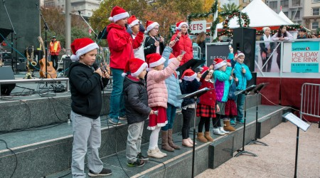 2018 Union Square Christmas Concert